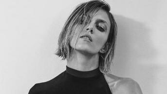 """Anja Rubik w ukraińskim """"Vogue'u"""""""