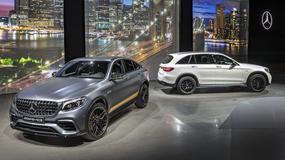 Mercedes-AMG GLC i GLC Coupé 63 4Matic+ - mocny duet
