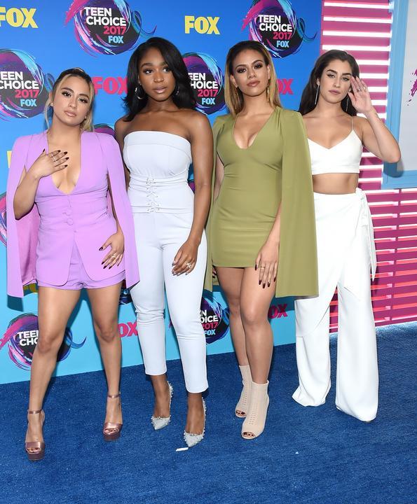 Fifth Harmony, habár már csak négyen, de így is több díjat a magukénak tudtak/Fotó: Northfoto