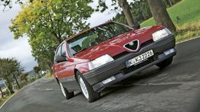 Alfa Romeo 164 - lepsza niż się wydaje