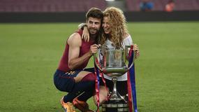 Gerard Pique i Shakira - ależ oni się kochają!