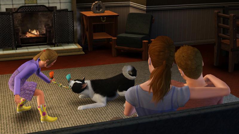 The Sims 3: Zwierzaki (04.10.2011)