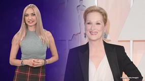 Motywacyjne słowa Meryl Streep; pożegnanie z Leśną Górą - Flesz Filmowy