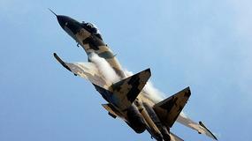 Wielozadaniowy rosyjski supermyśliwiec Su-35