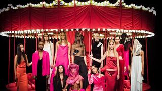 Marta Jakubowski podbiła Fashion Week w Londynie oryginalną kolekcją