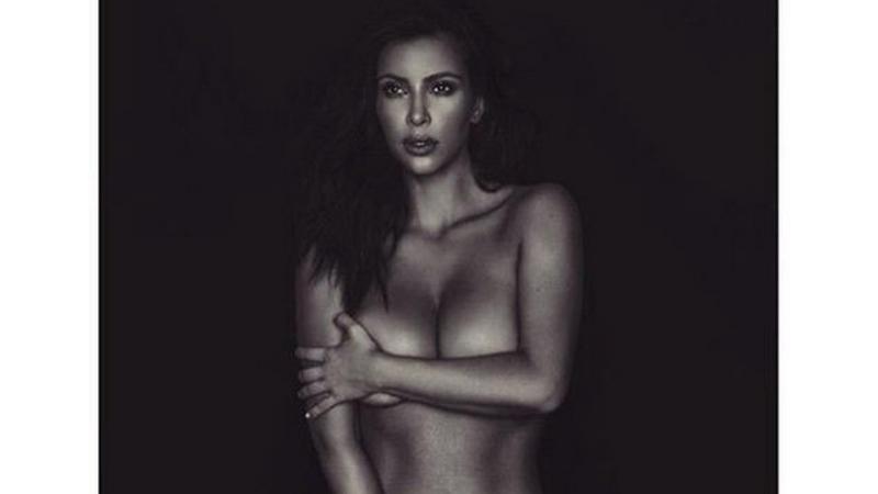 Kim Kardashian kezdte a szelfipárbajt / Fotó: Profimedi Reddot