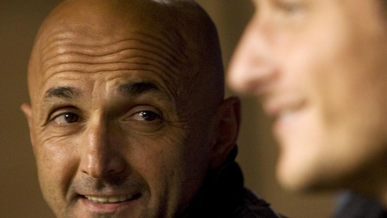 Spalletti a Roma régi-új edzője /Fotó: AFP