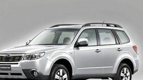Genewa 2008: Subaru Legacy z turbodieslem i premiera nowego Forestera
