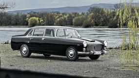 Lancia Flaminia Berlina - limuzyna gwiazd