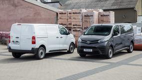 Toyota ProAce Van od 73 000 zł netto