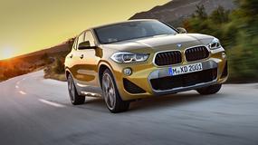 BMW X2 – crossover w młodzieżowym stylu