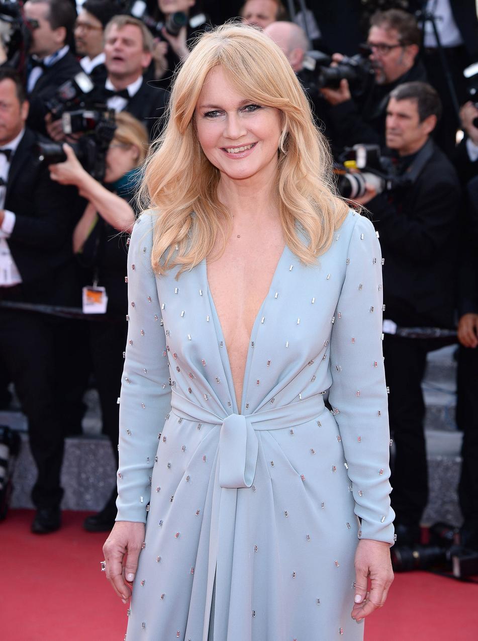Grażyna Torbicka w Cannes 2016