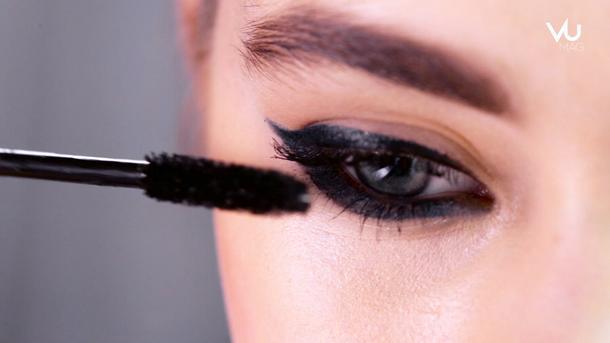 VU Beauty: Kreska na oku