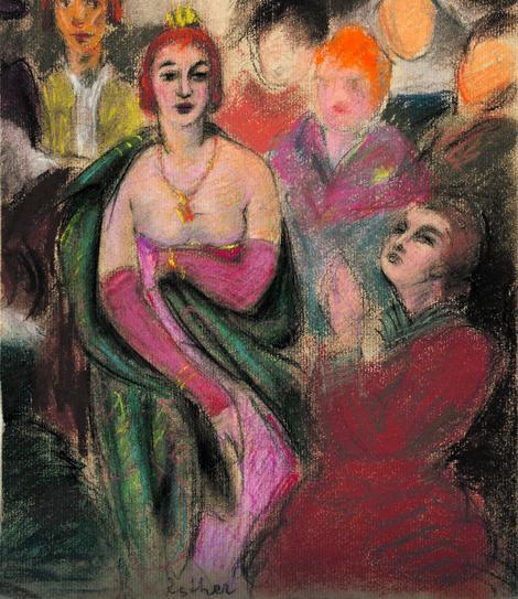"""Moša Pijade: """"Grupni portret za Ester"""""""