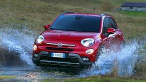 Fiat 500X - Włoski urok w akcji