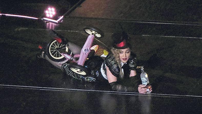 Madonna a színpadon könyörgött egy jó szexért /Fotó: Profimedia-Reddot
