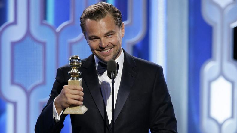 Leonardo DiCaprio 2014 után ismét Golde Globe-díjat kapott /Fotó: MTI