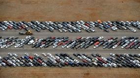 Tysiące samochodów zniszczonych przez huragan Sandy