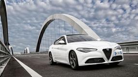 Alfa Romeo Giulia za 139 tys. zł (polskie ceny)