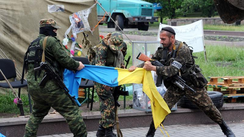 Rosyjskie media: na Ukrainie walczą polskie szwadrony śmierci