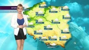 Prognoza pogody dla Polski - 23.12