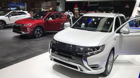 Genewa 2018: Mitsubishi jedzie z prądem