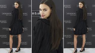 Best Look: Irina Shayk w sukience Givenchy