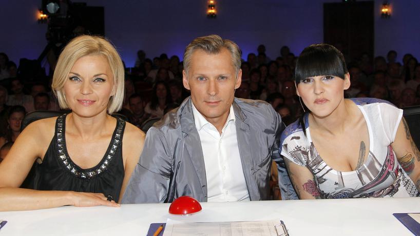 """Jury programu """"Mam talent!"""" (fot. Akpa)"""