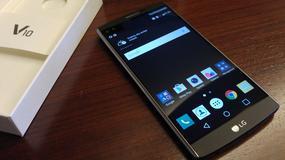 LG V10 - smartfon uszyty na miarę... entuzjasty multimediow