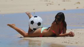 Ależ ona kocha piłkę