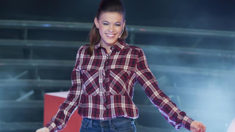 Csobot Adél terhessége a Sztárban sztár műsora alatt derült ki /Fotó: TV2