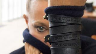 Ani jednego więcej – takimi słowami Donna Karan walczy z przemocą