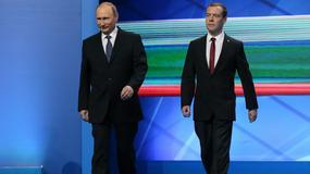 Rosja: zjazd rządzącej Jednej Rosji z udziałem Putina