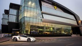 Największy na świecie salon Lamborghini
