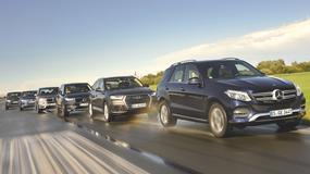 Starcie gigantów - nowe Audi Q7 i Volvo XC90 kontra rywale