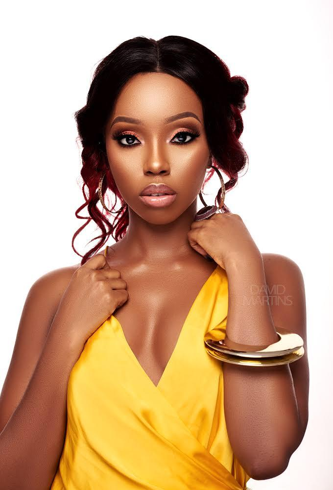Bambam has done well for herself after participating in Big Brother Naija.