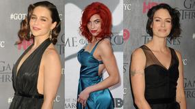 """""""Gra o tron"""": najseksowniejsze aktorki na planie (i poza nim)"""