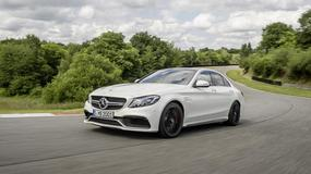 Najszybsza klasa C Mercedesa