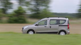 Dacia Dokker 1.5 dCi: ciekawa propozycja dla rodziny