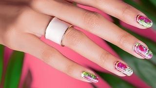 Naklejki na paznokcie