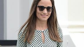 Świeżo zaręczona Pippa Middleton. Jej pierścionek na palcu wart jest ponad milion złotych. Wygląda na zadowoloną?