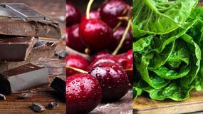 Siedem produktów, które wywołują senność