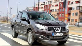 Nissan Qashqai: auto pod nadzorem kamer