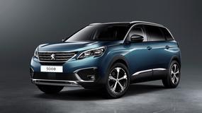 Nowy Peugeot 5008 – paryska niespodzianka