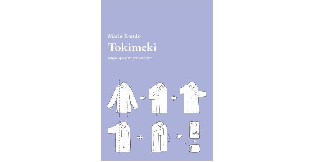 "Tokimeki - Marie ""Konmarie"" Kondo"