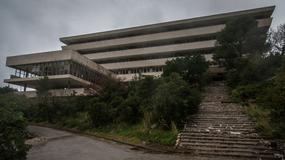 Chorwacja - Kupari - zatoka umarłych hoteli