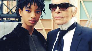 Córka Willa Smitha nową ambasadorką Chanel