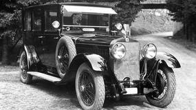 ŠKODA 25/100 Hispano-Suiza ma 90 lat