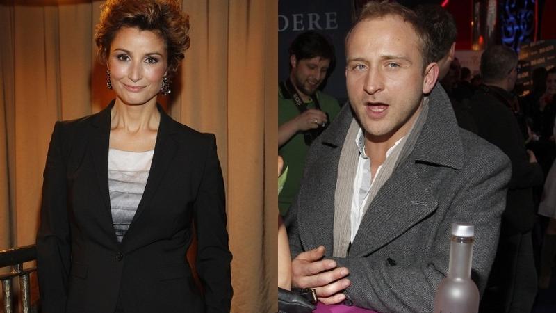 Joanna Brodzik i Borys Szyc (fot. AKPA)