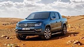 Volkswagen Amarok Aventura na dobry początek